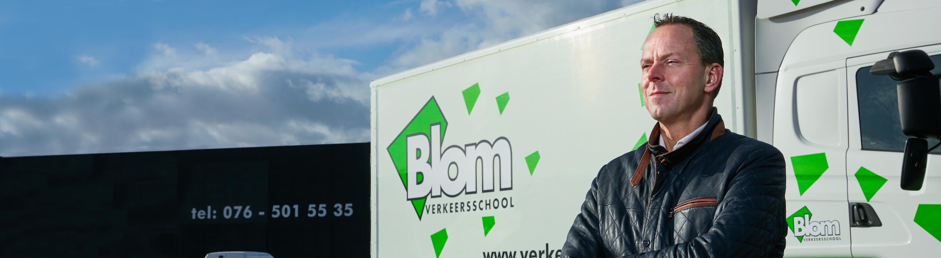 Reggy van Blom Verkeersschool