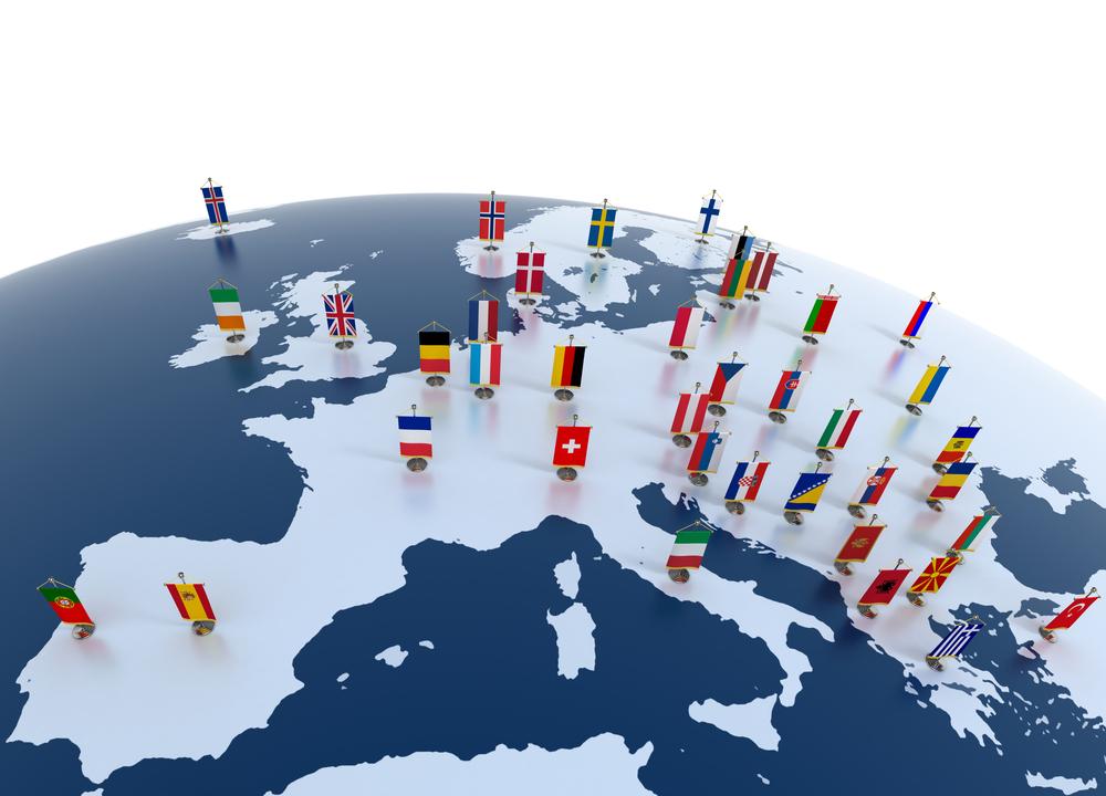hoofdsteden europa