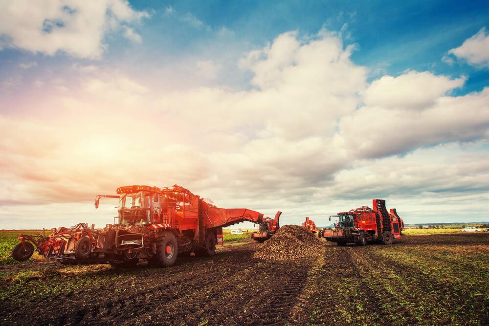 Akkerbouw, trekker, van oers agro
