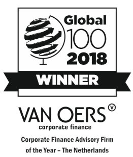 award van oers corporate finance