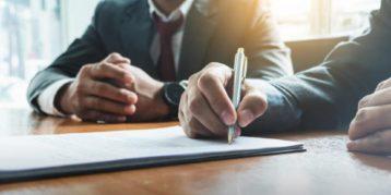 Formulier ondertekenen