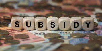 Nieuwe mogelijkheid subsidieregeling