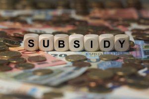 Subsidie advies aanvragen