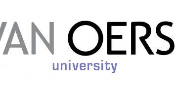 Logo Van Oers University