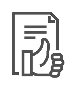 duim icoon