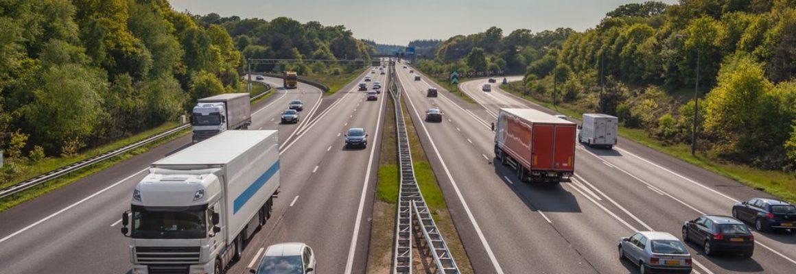Consumenten houden wegtransport op gang