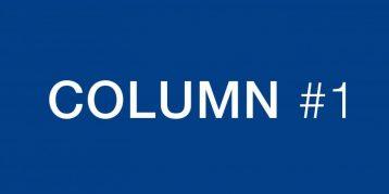 Column #1 - Van pre-corona verkoopwens naar post-corona waardeontwikkeling