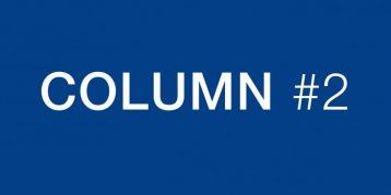 """Column #2: """"Het bedrijf van mijn buurman is verkocht voor 6 keer de winst"""""""