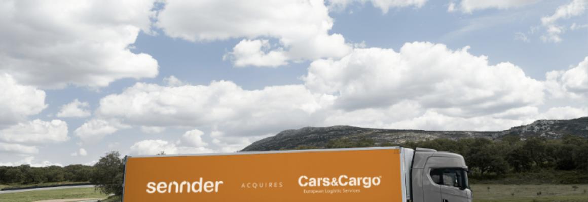 Van Oers Corporate Finance begeleidt Cars&Cargo in overname door sennder
